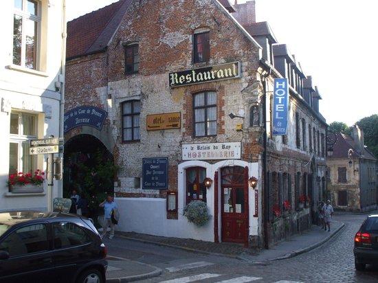 Le relais du roy restaurant montreuil sur mer restaurant avis num ro de t l phone photos - Le patio restaurant montreuil sur mer ...