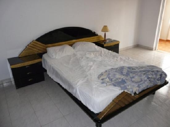 Maralvor: Dormitorio