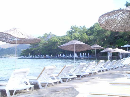 TUI BLUE Marmaris : plage