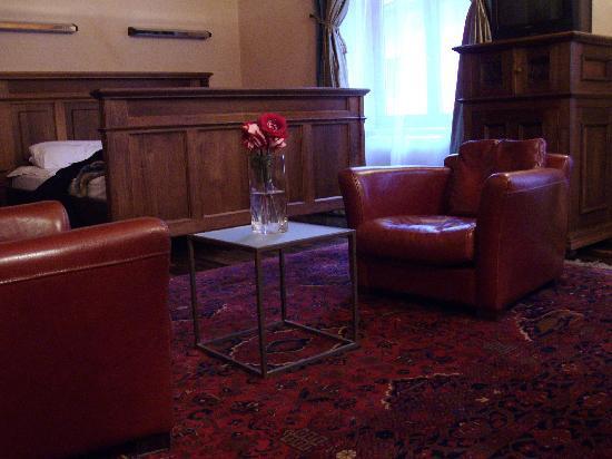 Lobby of Hotel Copernicus - Picture of Hotel Copernicus, Krakow ...