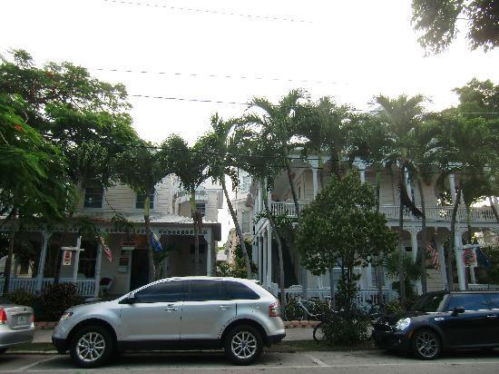 The Palms Hotel- Key West: Traumhafter Anblick von vorne