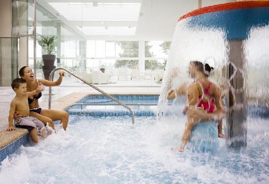 Hotel Eurostars Isla de La Toja: Club Termal Niños