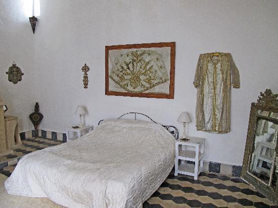 Riad de la Mer : 2nd floor kingsize bedroom