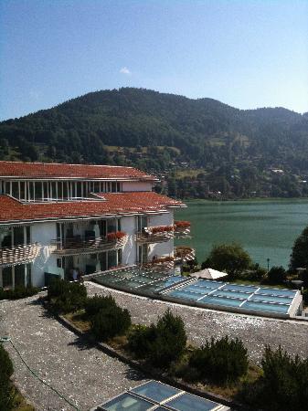 Althoff Seehotel Überfahrt: vue de la terrasse duplex