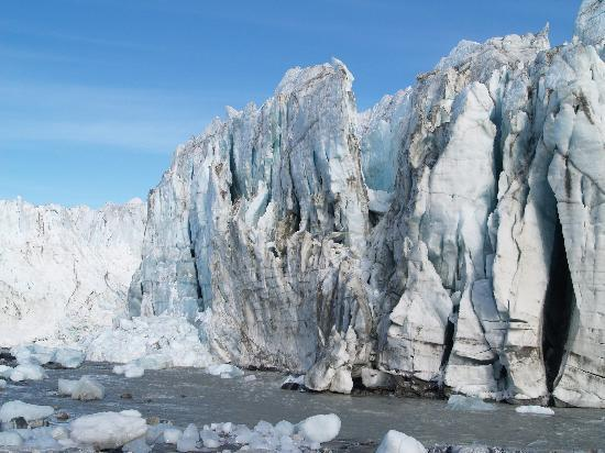 polar zone nutzung: