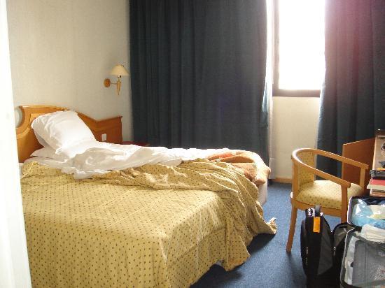 Hotel Belvédère Fourati : 部屋の内部