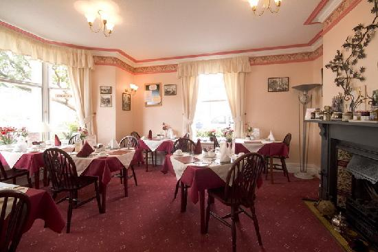 The Winchester in Keswick: Breakfast room