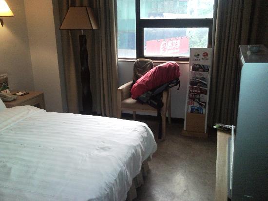 Yingshangtianda Guangzhou Guangyuan Xincun Jingtai Pedestrian Street: bedroom pic2