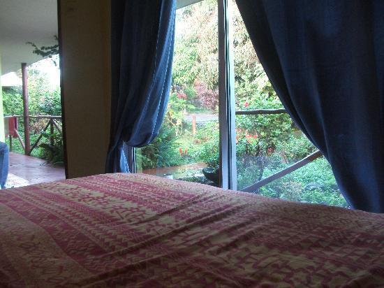 Chez Erika: vista dormitorios