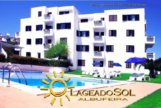 Lageado Sol: building