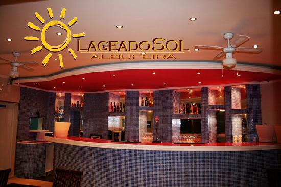 Lageado Sol: Bar
