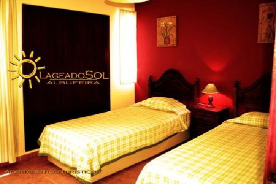 Lageado Sol: Bedroom