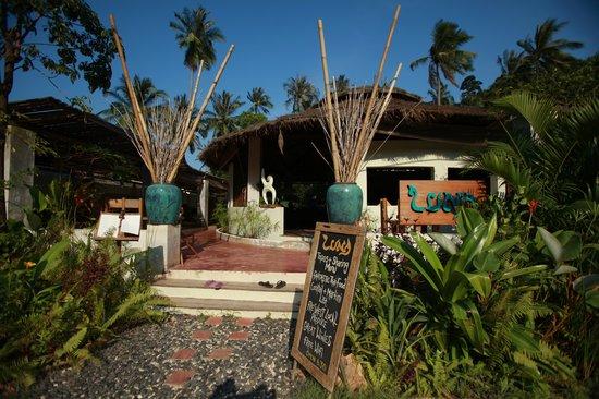 Luna Lounge Thong Nai Pan Noi : Le jour