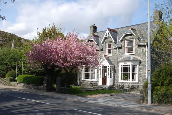 Snowdon Lodge, Birthplace of Lawrence of Arabia