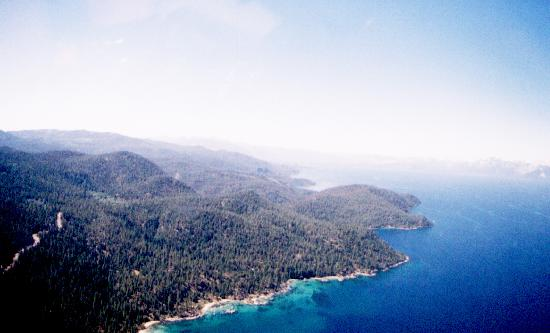 Pacific North Helicopters : Sand Harbor tour