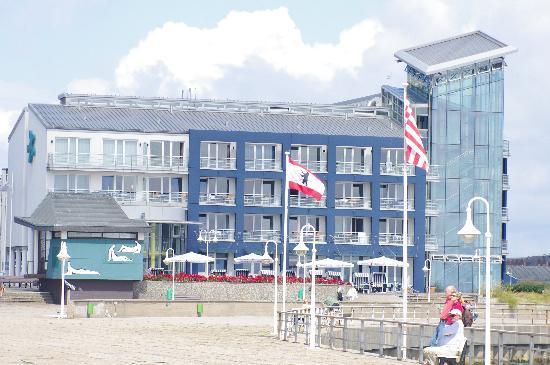 Hotel Atoll Helgoland