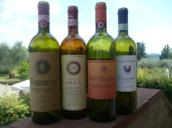 Il Tufo delle Tre Querce: Some great wines