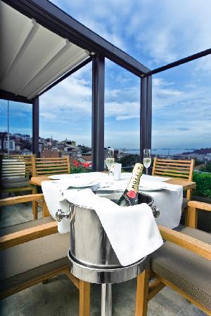 Tomtom Suites: Tomtom Terrace Restaurant