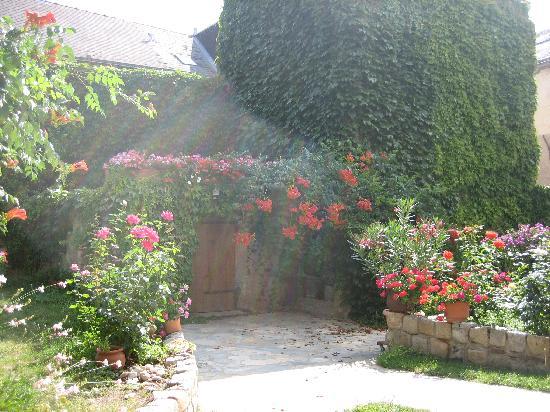 Chambres d'Hotes: The garden