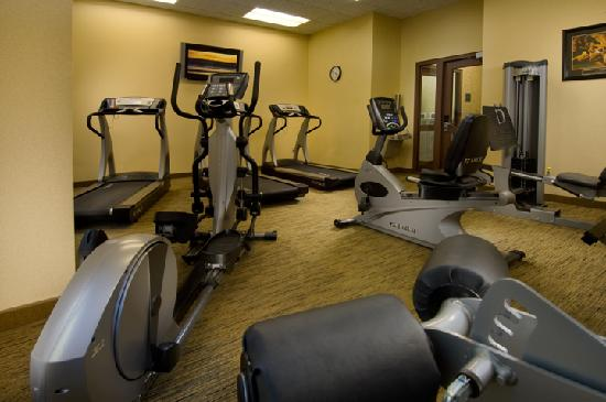 Drury Plaza Hotel St. Louis Chesterfield: Exercise Room