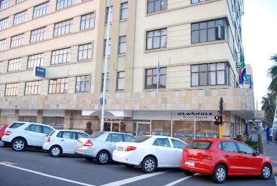 Olwandle Suite Hotel: Olwandle Front View