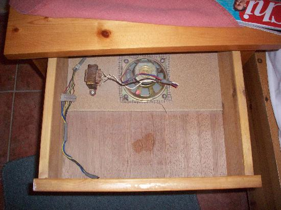 Impianto stereo in camera foto di hotel alkyon citt di - Impianto stereo da camera ...