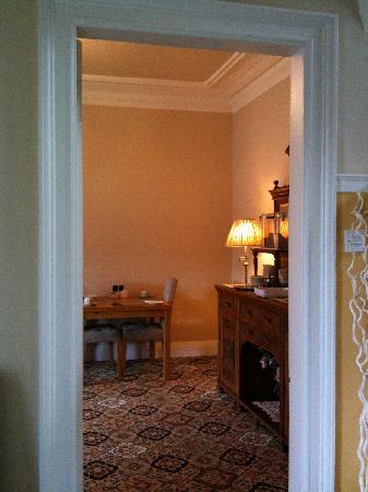 Cressington B&B: Breakfast room