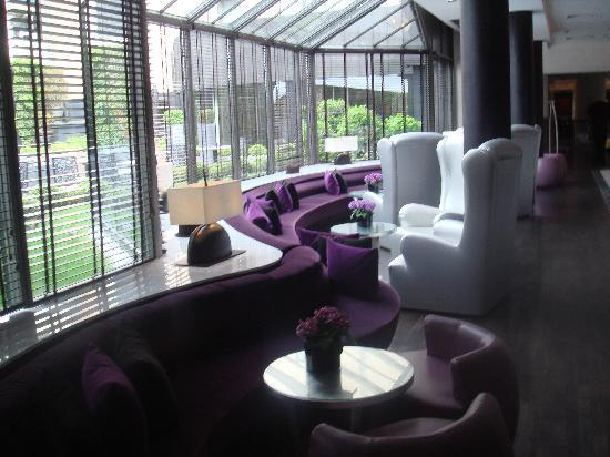 Sofitel Brussels Le Louise: Salon