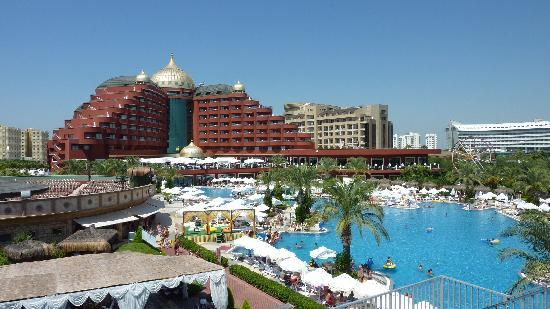 Delphin Palace Hotel: vue de l hotel