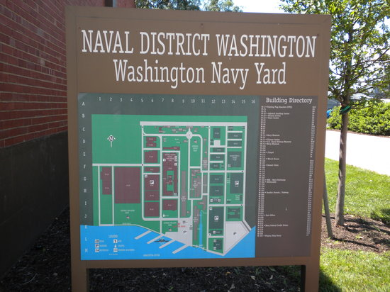 National Museum of the United States Navy: The Navy Yard