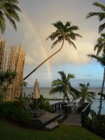Taveuni Palms Resort: wedding day