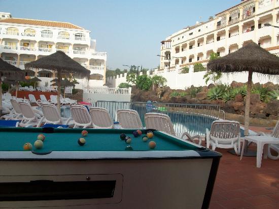 Marola Portosin: lower pool area