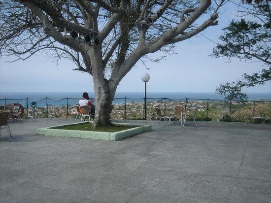 Guanabo, Kuba: Privatparkplatz/Gebühr