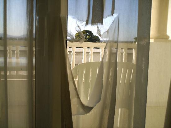 Hotel Palace Oceana Hammamet: E novamente o rasgão na cortina