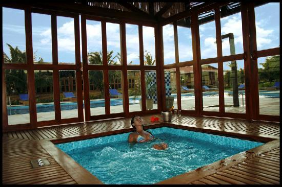 Eco Resort Vento Leste: Jacuzzi