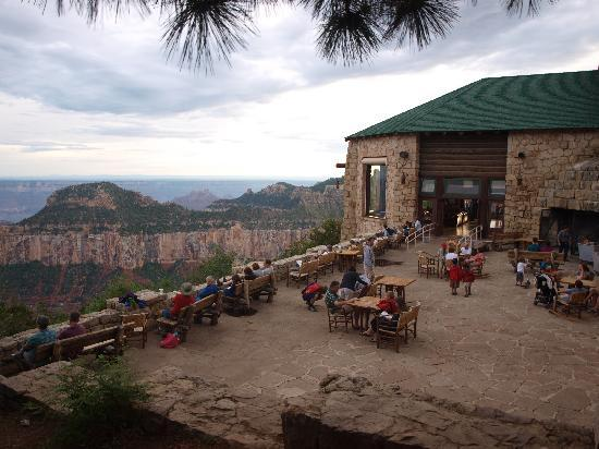 Yum Dinner Picture Of Grand Canyon Lodge North Rim