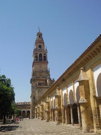 Moschee-Kathedrale (Mezquita de Córdoba): le minaret transformé
