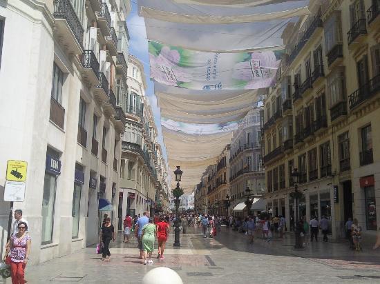 Ibis Malaga Centro Ciudad : le centre ville a 10 minutes de l'hotel