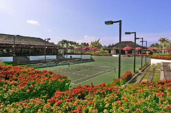 The Islands at Mauna Lani : Mauna Lani Tennis Center