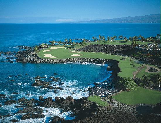 Mauna Lani Point: Mauna Lani Golf Course