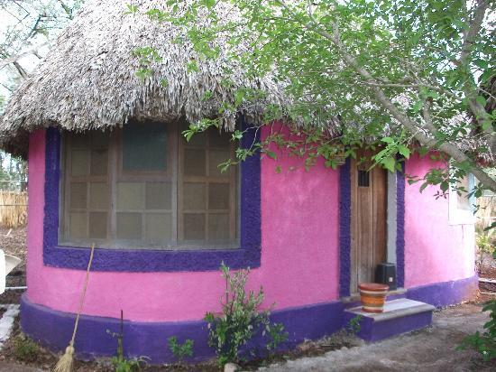 Calcehtok, México: Hermosa Cabaña