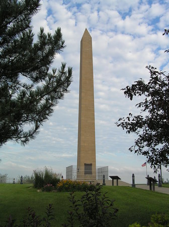 Sioux City, IA : The monument