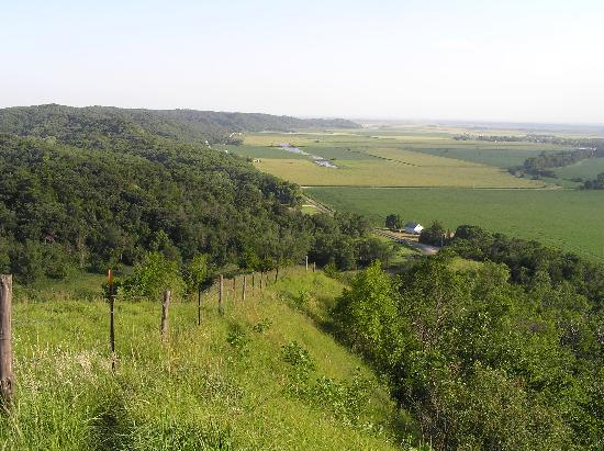Loess Hills Scenic Byway: Another from Murray Hill