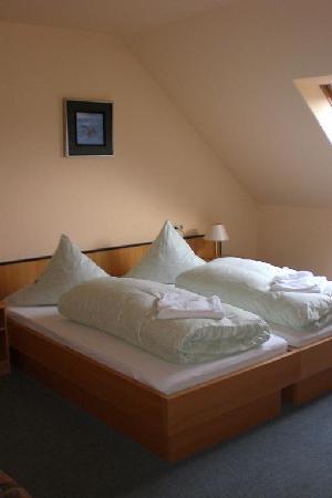 Rhonhof : Doppelzimmer