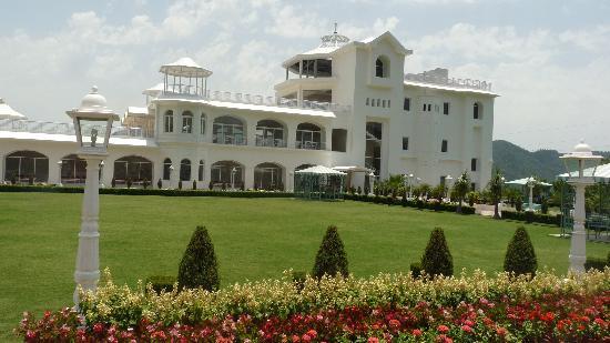 Club Mahindra Kandaghat: resort