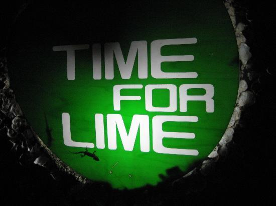 Time for Lime's Restaurant: Time for lime - sehr zu empfehlen