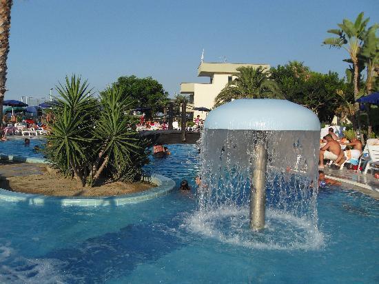 Hotel Village Paradise: Reparto idromassaggio