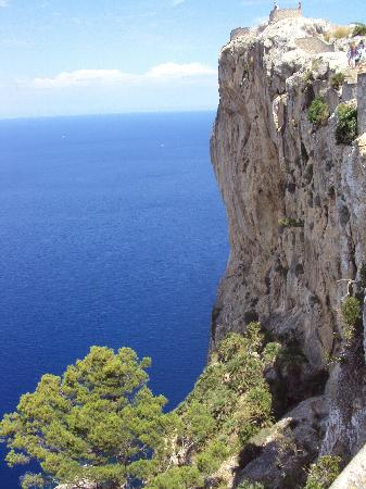 Pinos Altos: on the road to Formentor