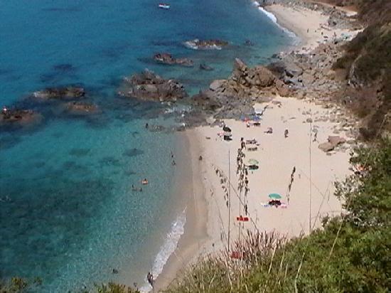 """Hotel Scoglio del Leone: Spiaggia """"Paradiso del Sub"""""""