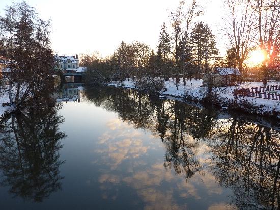 le moulin des connelles : One Winter's Day